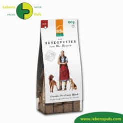 Defu Felderzeugnisse Bio Hundefutter Snack Pralinen Rind 1