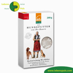 Defu Felderzeugnisse Bio Hundefutter Backmischung Hundekekse 1