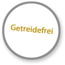 Sticker Getreidefrei