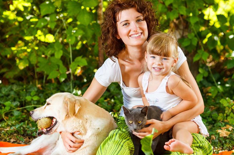 Warum LebensPuls Spass mit Tieren 123rf