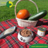 Defu Felderzeugnisse Bio Hundefutter Nassfutter Truthahn Sensitiv Picknick