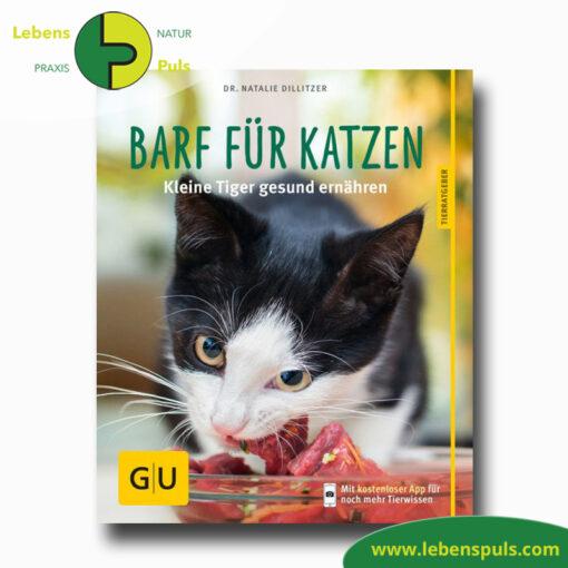Buch fuer Katzen Barf fuer Katzen Futtermedicus