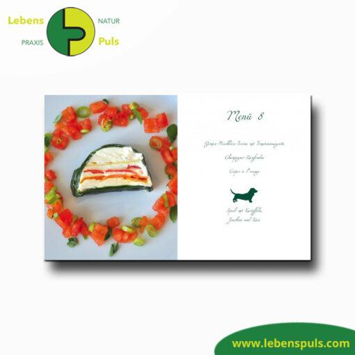 Buch Lieblingsrezepte und Lieblings Rezepte Futtermedicus 2