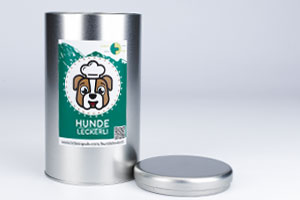 LebensPuls Barf Snack Vorratsdose Hund