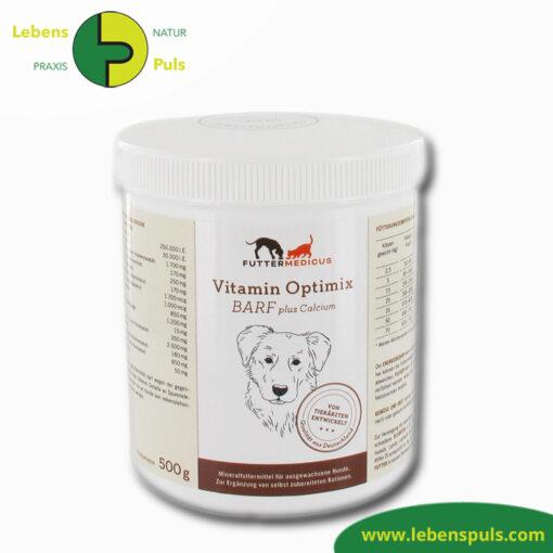 Futtermittelergaenzung Futtermedicus Vitamin Optimix Barf plus