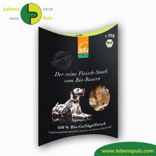 Defu Felderzeugnisse Bio Hundefutter Fleisch Snack Geflügel Produkt
