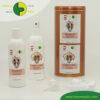 Aktion Badespass Haareschön Fellpflege mit Neembaumöl Pferd mit verschiedenen Aufsätzen LebensPuls
