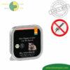Defu Premium Katzenfutter Nassfutter getreidefrei BIO Atlantik Lachs mit feinen Happen in Gelee 100g