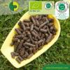 Einzelfuttermittel Natürlich Pferd BIO Mariendistel Presskuchen Leber entgiften schützen
